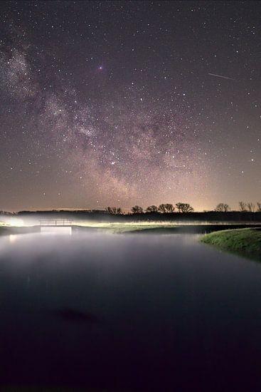 Milchstraße über der Ostsee