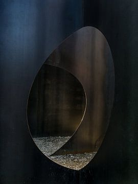 Oval Stahl, Luc Vangindertael (LaGrange) von 1x