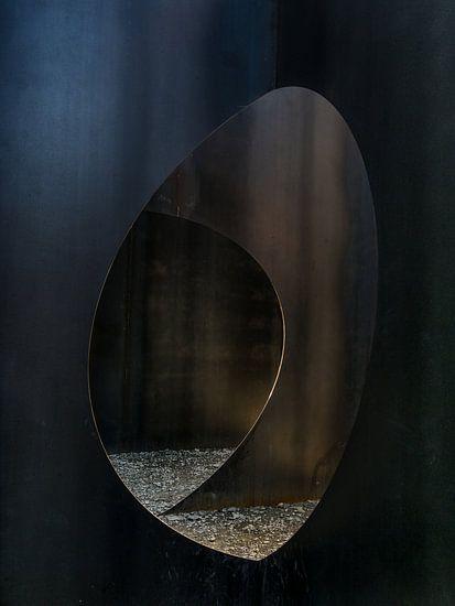 Ovale staal, Luc Vangindertael (Lagrange)
