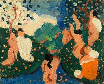 Klassische Komposition, André Derain