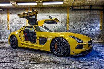 Mercedes SLS AMG  Blackseries von Robin Smit