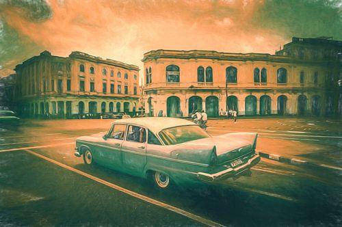 Havana vintage van Joris Pannemans - Loris Photography