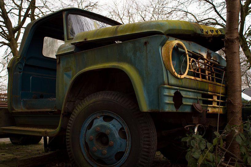 Verlassenes Auto von Gert-Jan Kamans