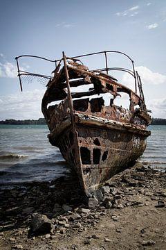 De boot schommelen van Vivian Teuns