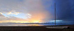 Panorama Egmond aan Zee van