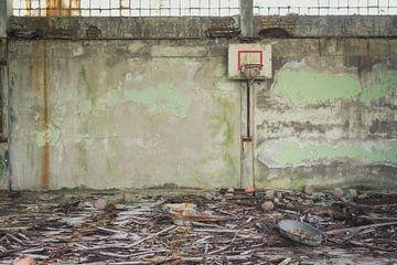 Basket Tsjernobyl van Perry Wiertz