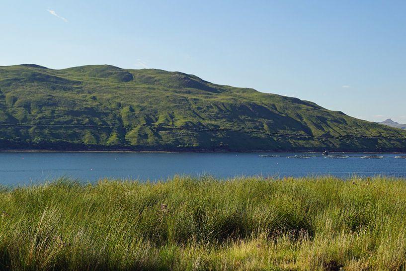 Schotland is vol met prachtige landschappen overal waar je kijkt. van Babetts Bildergalerie