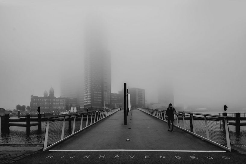 A misty morning.. von Dennis Vervoorn
