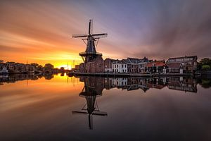 Timeless city of Haarlem van