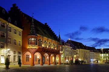 Münsterplatz Freiburg von Patrick Lohmüller