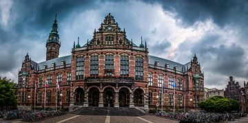 Rijksuniversiteit Groningen von Marcel Braam