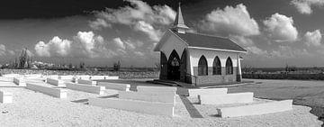 Arubanische Kirche von Humphry Jacobs