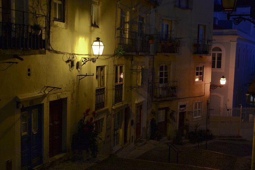 Lissabon Portugal van Robin van Maanen