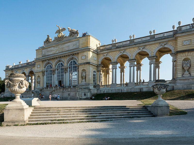 Schloss Schönbrunn van Raymond Schrave