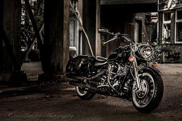 Yamaha XV 1600 Wildstar van Westland Op Wielen