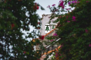 Cartagena klokkentoren van Ronne Vinkx