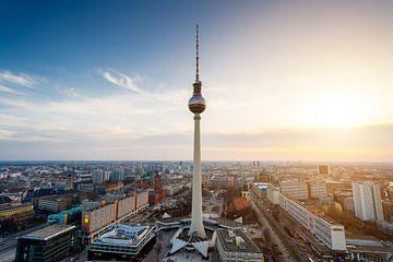 Berlin Fernsehturm sur davis davis