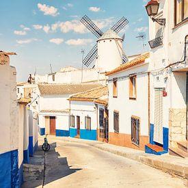 Un village de La Mancha sur Manjik Pictures