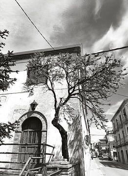 Haus in Cazorla, Spanien von Erna Kampman