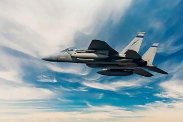 F-15 Eagle, USA von Gert Hilbink