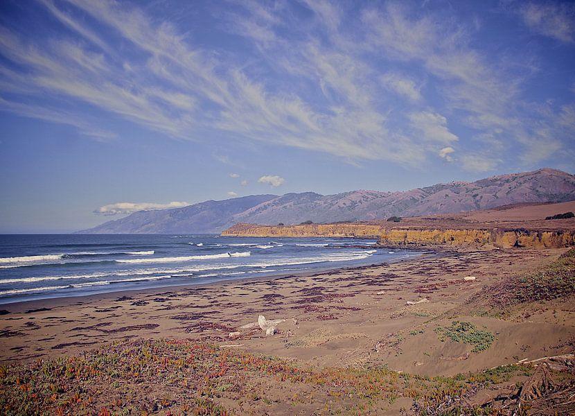 Big Sur California van Bas Koster