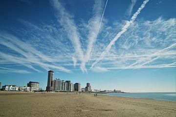 Vlissingen vanaf het Strand von DoDiLa Foto's