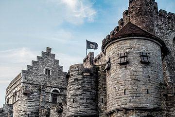 Schloss der Grafen Gent von Daan Duvillier
