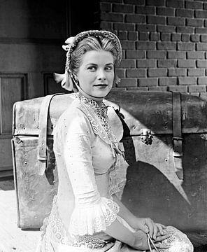"Grace Kelly - ""High Noon"" 1952 van Bridgeman Images"
