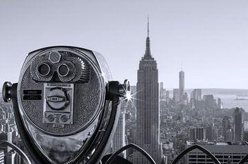 Empire State Building - New York City van Marcel Kerdijk