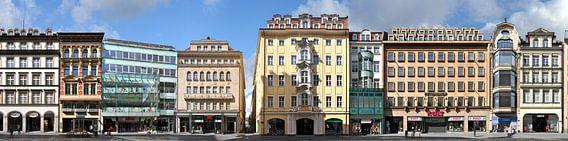 Leipzig Petersstraße Streetline