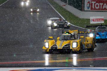 Total 6h of Spa, Racing Team Nederland in La Source van Rick Kiewiet