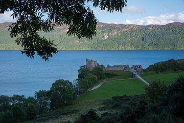 Urquhart Castle Schotland von Cilia Brandts