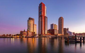 Montevideo Rotterdam von Ronne Vinkx