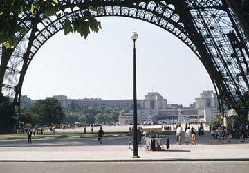 Tour Eiffel années 60 sur Jaap Ros