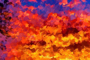 zonneflarden. van Marcel Kieffer