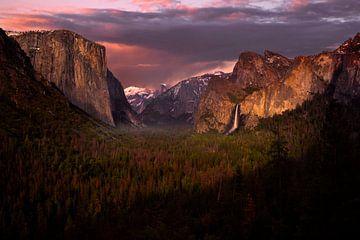 Yosemite valley sur Jasper Verolme