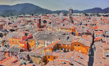 Lucca Italie