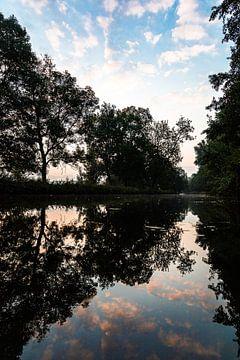 De rivier van Joel Layaa-Laulhé