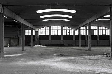 Bild von den Markthallen in Meppel. von Therese Brals