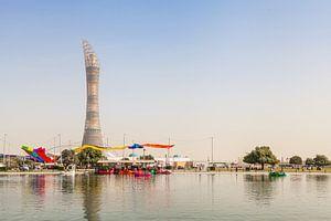 Aspire Park, Doha, Katar van