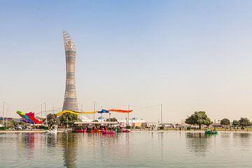 Aspire Park, Doha, Katar sur Jan Schuler