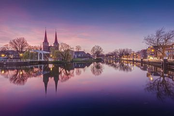 Delft - Oostpoort von Tom Roeleveld