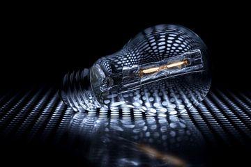 Glühbirne von Iwan Bronkhorst