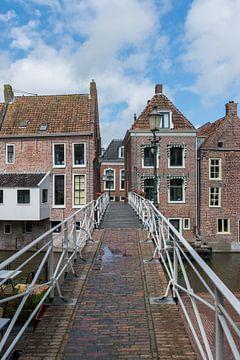 Brug in Appingedam, Groningen