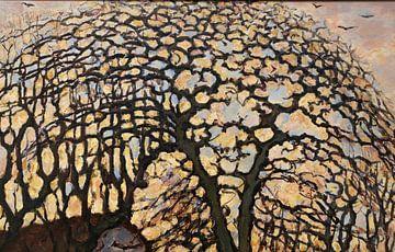 Boerderij bij duivendrecht, Piet Mondriaan