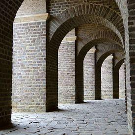 Het grote Romeinse amfitheater van Jolanta Mayerberg