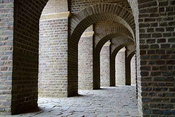 Das große römische Amphitheater von Jolanta Mayerberg