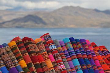 Farben von Peru von Bart Poelaert