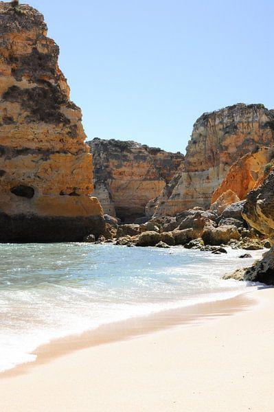Praia da Marinha Portugal Algarve van Stefanie de Boer