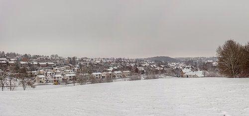 Simpelveld in de sneeuw